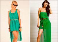 zelene haljine 2015 5