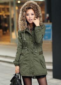 Зелена јакна 3