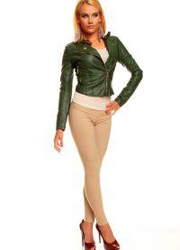 Зелена јакна 7