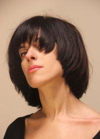 Хаирцут сесун за кратку косу 3