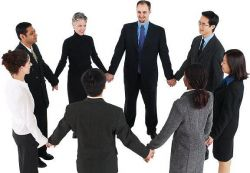 skupinové problémy soudržnosti