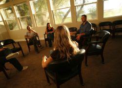 skupinové cvičení psychoterapie