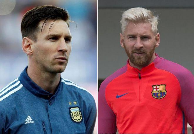 1 Лионель Месси - гордость футбольного клуба Барселона