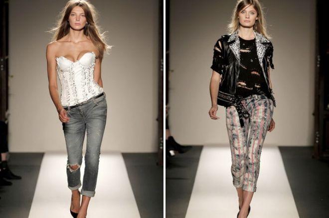 стиль гранж в одежде 2017 года