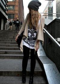 styl grunge w ubraniach 2013 4