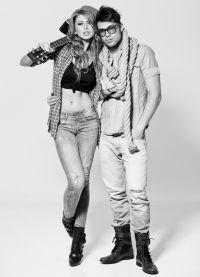 styl grunge w ubraniach 2013 6