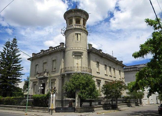 Дворец Клаварино