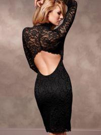 Sukienka z gipiury na Nowy Rok13