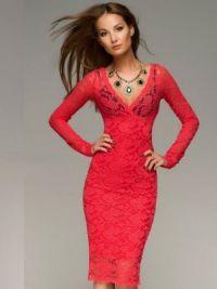 Sukienka z gipiury na Nowy Rok14
