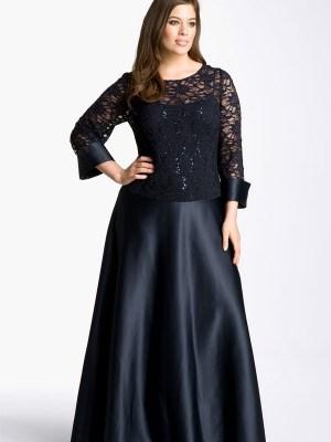 Sukienka z gipiury na Nowy Rok3