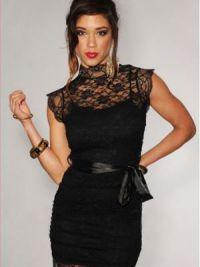 Sukienka z gipiury na Nowy Rok6