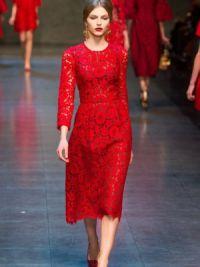Guipure dress11