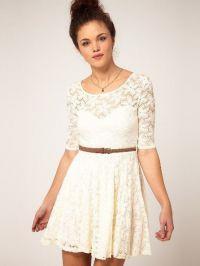 Guipure dress4
