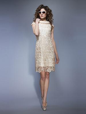 Guipure dress5