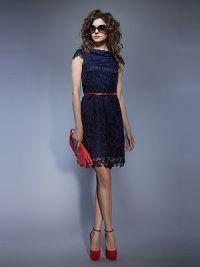 Guipure dress8