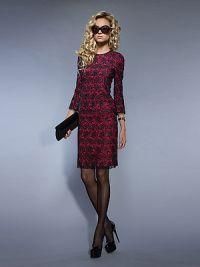 Guipure dress9