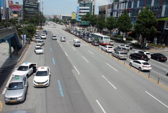 Транспорт в Кванджу
