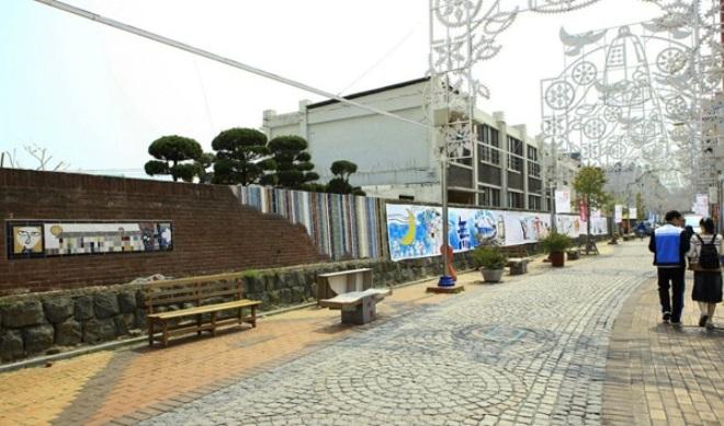 Улица искусства