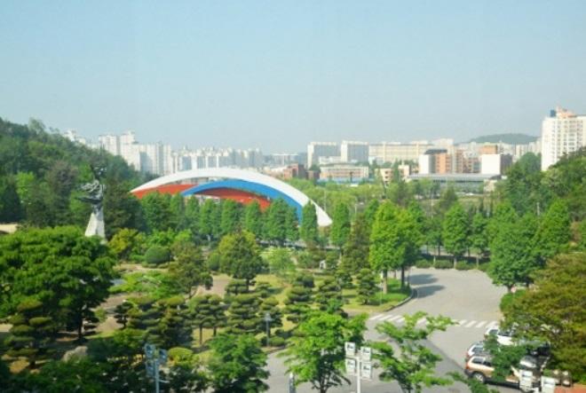 Парк отдыха Чунве Конвон