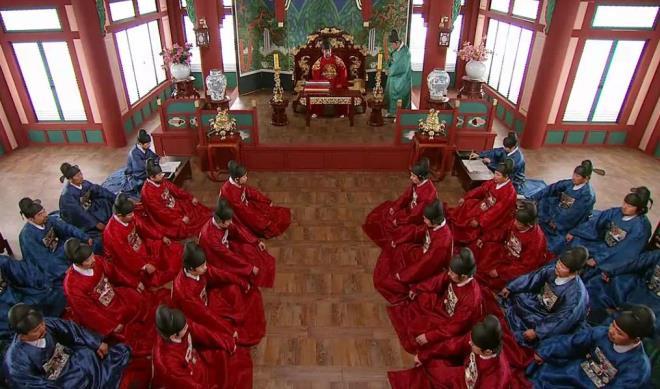 Тронный зал Кенбоккун