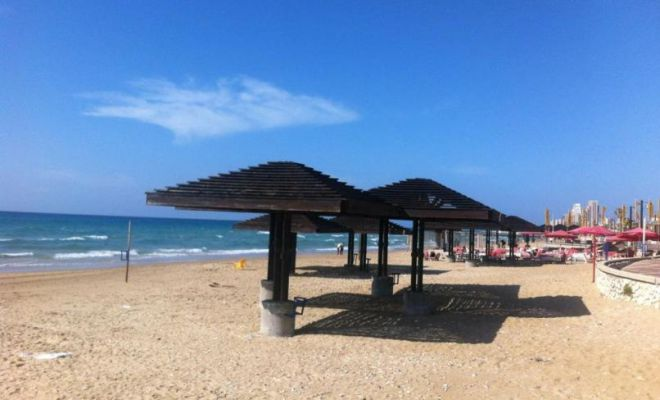 Пляж Дадо-Замир