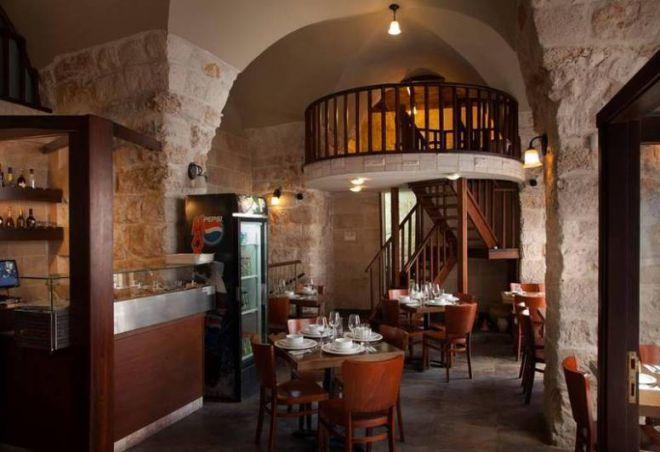 Ресторан Ein El Wadi