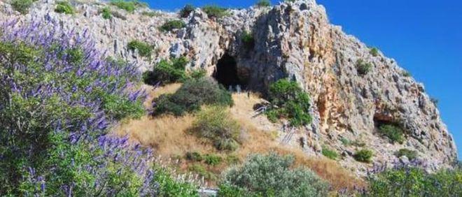 Пещера Табун