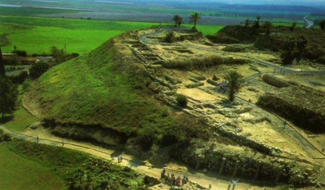Холм Мегиддо