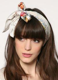 obleka za lasje za glavo 2