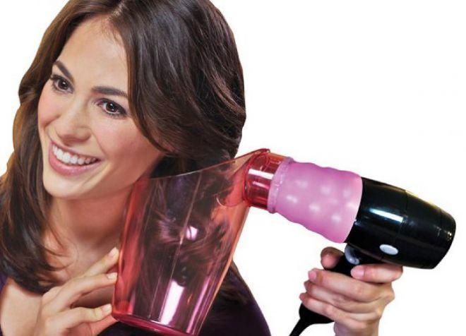 фен для завивки волос
