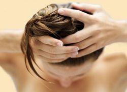maska do włosów olej i siemię lniane