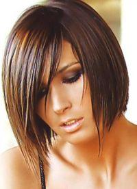 Хаирцут Аурора за средњу косу 1