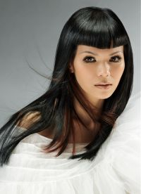 Stranica za pranje frizure za dugu kosu 1