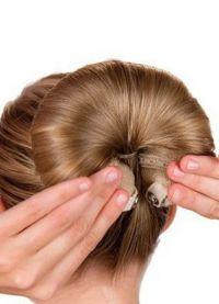 spinka do włosów twister1