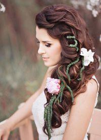 lasje s cvetjem 5