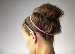 како направити лепак за фризуру на средњој коси 5