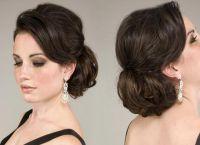 fryzura dla matki panny młodej 8