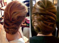fryzura dla matki panny młodej 9