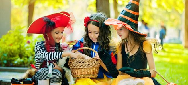 Halloween kostim za djevojke to učiniti sami