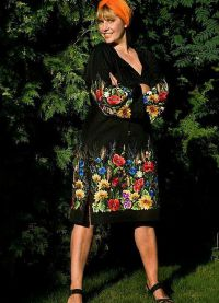 Ręcznie robione sukienki 8