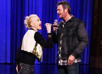 Гвен и Блейк вместе исполнили песню, посвященную их отношениям