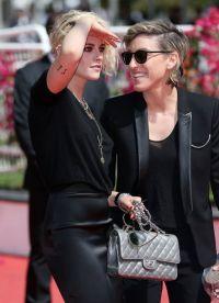 В мае Кристен и Алисия появились вместе на Каннском фестивале