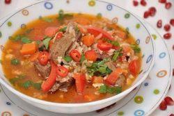 Soup Kharcho klasický recept na vaření