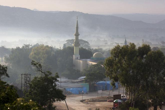 Главная мечеть Харэра