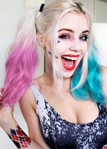 Tatoo Harley Quinn