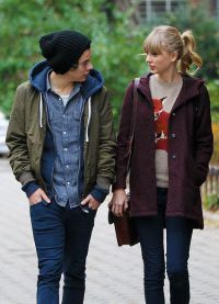 по некоторым данным, Тейлор и Гарри даже подрались во время ссоры