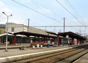 Вокзал Хасселта