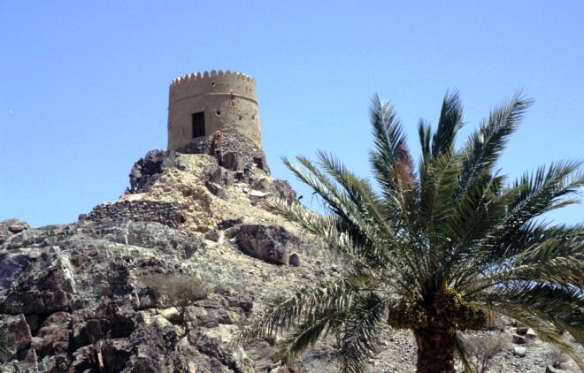 Башни в Хатте