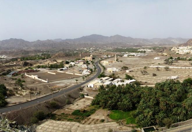 Дорога в Хатту
