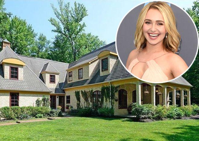 Дом где выросла Хайден Панеттьери продается за два миллиона долларов